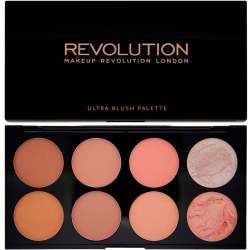 Ultra Blush And Contour Palette Hot Spice 8 Shades