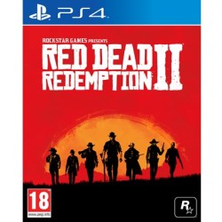 Rockstar Games Red Dead Redemption Ii Sony Playstation 4