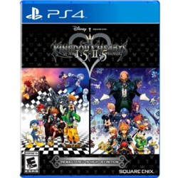 Square Enix Kingdom Hearts Hd 1.5 2.5 Remix Sony Playstation 4