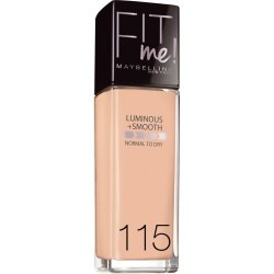 Fit Me Foundation 115 Ivory 30ml