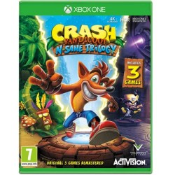 Activision Crash Bandicoot N. Sane Trilogy Microsoft Xbox One