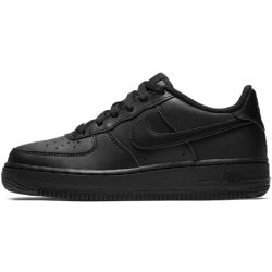 Nike Air Force 1 Older Kids' Shoe Black