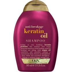Keratin Oil Shampoo 385 ml
