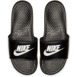 Nike Benassi JDI Men's Slide Black