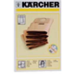 Kärcher Waste Bag Paper 5pcs Mv3
