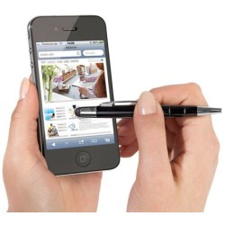 Wedo Touchpen Pioneer Mini Musta Ipad iphone smartphone