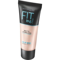 Fit Me Matte Poreless Foundation 120 Classic Ivory 30ml