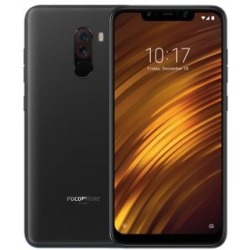 Xiaomi Pocophone F1 64Gt Dual Sim Android Puhelin Musta