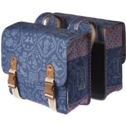 Basil Boheme Double Bag 35L Indigo