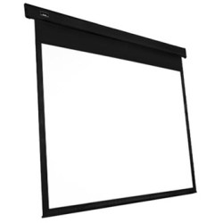 Multibrackets Projection Screen Engine Black Edition 200x112 16 9 90