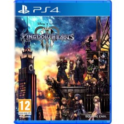 Square Enix Kingdom Hearts 3 Sony Playstation 4