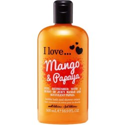 Mango Papaya Bubble Bath Shower Créme 500ml