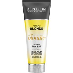 Go Blonder Lightening Shampoo 250 ml