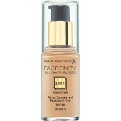 Facefinity All Day Flawless Foundation 75 Golden 30 ml