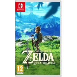 Nintendo The Legend Of Zelda Breath Of The Wild Nintendo Switch