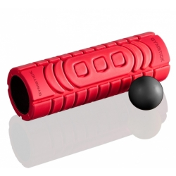 Travell Roller With Trigger Ball