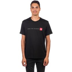 THE NORTH FACE Never Stop Exploring T Shirt musta