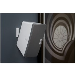 Flexson Wallmount For Sonos Play3 White Single