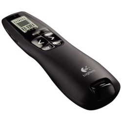 Logitech Professional Presenter R700 Musta