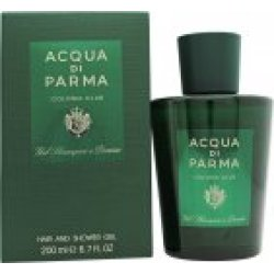 Acqua di Parma Colonia Club Hair Shower Gel 200ml
