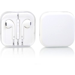 Apple Earpods With 3 5mm Connector Valkoinen