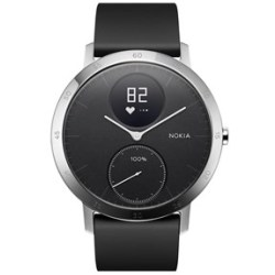 Nokia Steel Hr 40mm Black