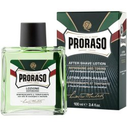 Proraso Aftershave Lotion 100 ml ─ Eucalyptus And Menthol
