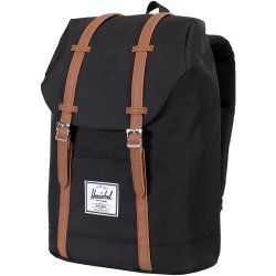 Herschel Retreat Backpack musta