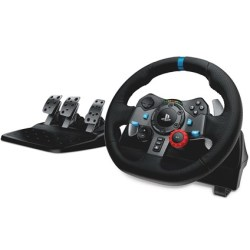 Logitech G29 Driving Force Musta