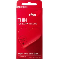 Thin For Extra Feeling Condoms 10 pack