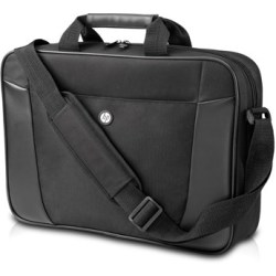 Hp Essential Messenger Case 17.3tuumaa Polyesteri Musta
