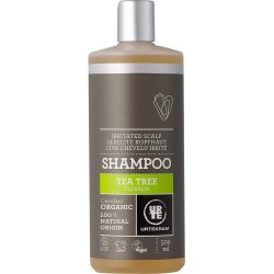 Tea Tree Shampoo (Irritated Scalp) 500ml
