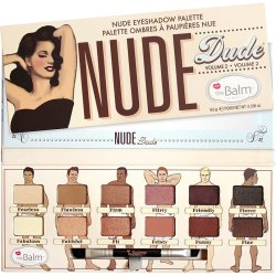 Nude Dude Eyeshadow Palette Volume 2 12 Shadows 9 g