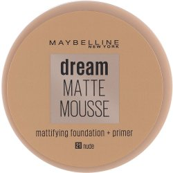 Dream Matte Mousse Foundation 21 Nude