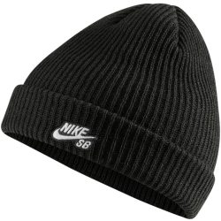 Nike SB Fisherman Knit Hat Black