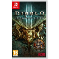 Blizzard Entertainment Diablo 3 Eternal Collection Nintendo Switch