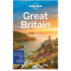 Lonely Planet Great Britain travel guide